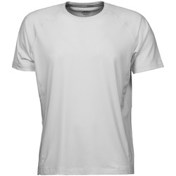 Textil Homem T-Shirt mangas curtas Tee Jays TJ7020 Branco