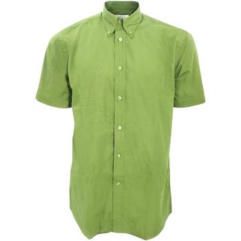 Textil Homem Camisas mangas curtas Kustom Kit KK100 Tília