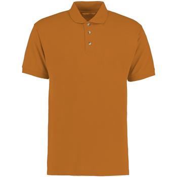 Textil Homem Polos mangas curta Kustom Kit KK400 Orange