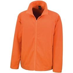 Textil Homem Casaco polar Result R114X Orange