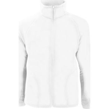 Textil Homem Casaco polar Result R114X Branco