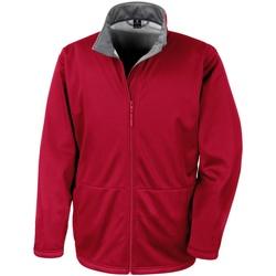 Textil Homem Corta vento Result R209M Vermelho