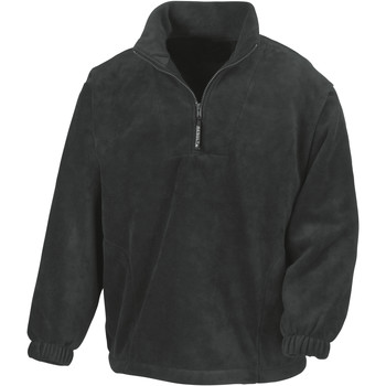 Textil Homem Casaco polar Result R33X Preto