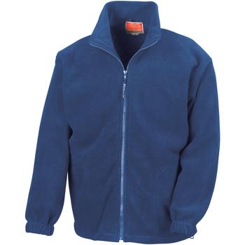 Textil Homem Casaco polar Result R36X Real