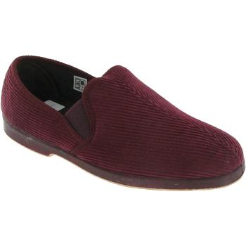 Sapatos Homem Chinelos Gbs EXETER Vinho