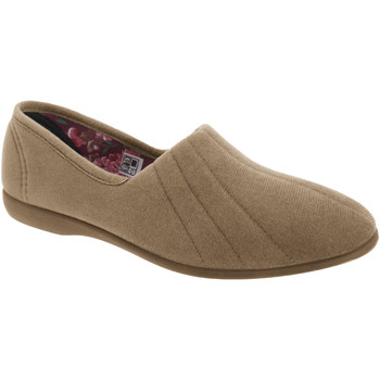 Sapatos Mulher Chinelos Gbs  Bege