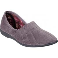 Sapatos Mulher Chinelos Gbs  Cinza
