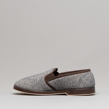 Sapatos Homem Chinelos Gbs STAFFORD Brown