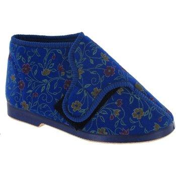 Sapatos Mulher Chinelos Gbs BELLA Azul