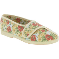 Sapatos Mulher Chinelos Gbs WENDY SLIPPER Bege