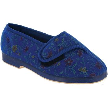 Sapatos Mulher Chinelos Gbs WILMA Azul