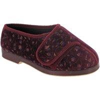 Sapatos Mulher Chinelos Gbs NOLA Vinho