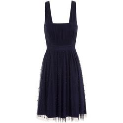 Textil Mulher Vestidos curtos Little Mistress  Marinha