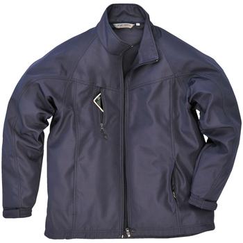 Textil Homem Jaquetas Portwest Oregon Marinha
