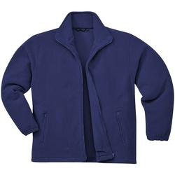 Textil Homem Casaco polar Portwest Argyll Marinha