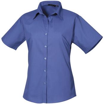 Textil Mulher camisas Premier PR302 Real