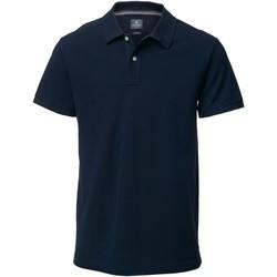 Textil Homem Polos mangas curta Nimbus NB37M Marinha