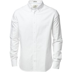Textil Homem Camisas mangas comprida Nimbus NB45M Branco