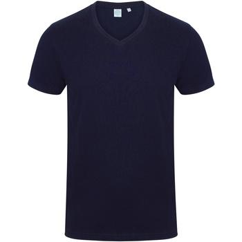 Textil Homem T-Shirt mangas curtas Skinni Fit SF122 Marinha