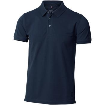 Textil Homem Polos mangas curta Nimbus NB52M Marinha