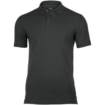 Textil Homem Polos mangas curta Nimbus NB52M Carvão vegetal