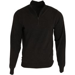 Textil Homem camisolas Premier PR695 Preto