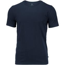 Textil Homem T-Shirt mangas curtas Nimbus NB73M Marinha