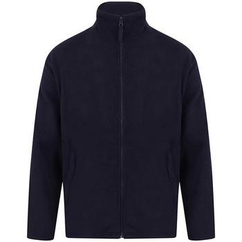 Textil Homem Casaco polar Henbury  Marinha