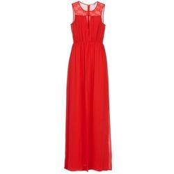 Textil Mulher Vestidos compridos BCBGeneration LONU Vermelho