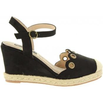 Sapatos Mulher Sandálias MTNG 50021 Negro