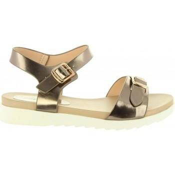 Sapatos Mulher Sandálias MTNG 50248 LILY Gold