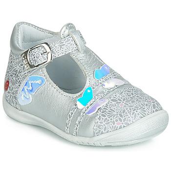 Sapatos Rapariga Sabrinas GBB MERTONE Prata