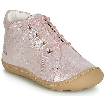 Sapatos Rapariga Sapatilhas de cano-alto GBB VEDOFA Rosa