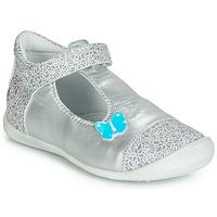 Sapatos Rapariga Sabrinas GBB MERCA Prata