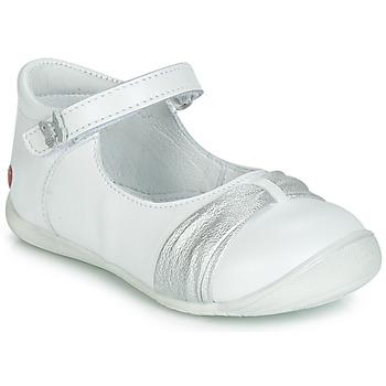 Sapatos Rapariga Sabrinas GBB MALLA Branco