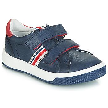 Sapatos Rapaz Sapatilhas GBB NEVIS Azul