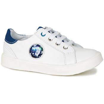 Sapatos Rapaz Sapatilhas GBB URSUL Branco-azul