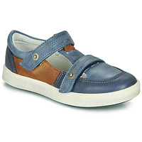 Sapatos Rapaz Sapatilhas GBB VARNO Azul