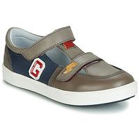 Sapatos Rapaz Sapatilhas GBB VARNO Cinza