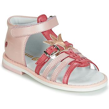Sapatos Rapariga Sandálias GBB CARETTE Rosa