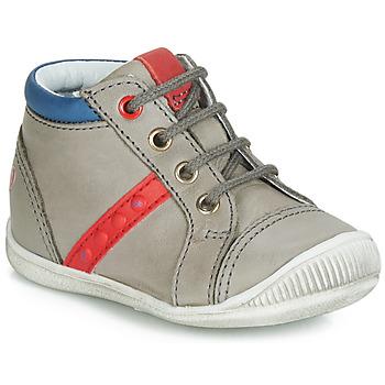 Sapatos Rapaz Sapatilhas de cano-alto GBB TARAVI Preto