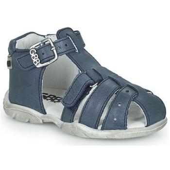 Sapatos Rapaz Sandálias GBB ARIGO Marinho