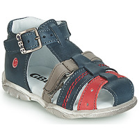 Sapatos Rapaz Sandálias GBB ARIGO Azul