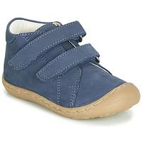 Sapatos Rapaz Botas baixas GBB MAGAZA Azul