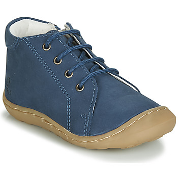 Sapatos Rapaz Sapatilhas de cano-alto GBB FREDDO Azul