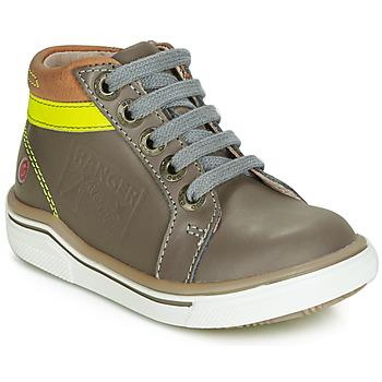 Sapatos Rapaz Sapatilhas de cano-alto GBB QUITO Cinza