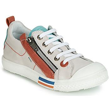 Sapatos Rapaz Sapatilhas GBB STELLIO Branco