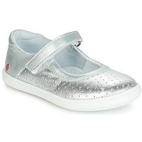 Sapatos Rapariga Sabrinas GBB PLACIDA Prata