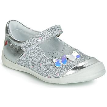 Sapatos Rapariga Sabrinas GBB SACHIKO Prata - estampado / Cinza