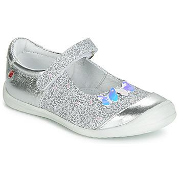 Sapatos Rapariga Sabrinas GBB SACHIKO Prata